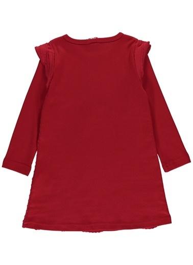 WWE Elbise Kırmızı